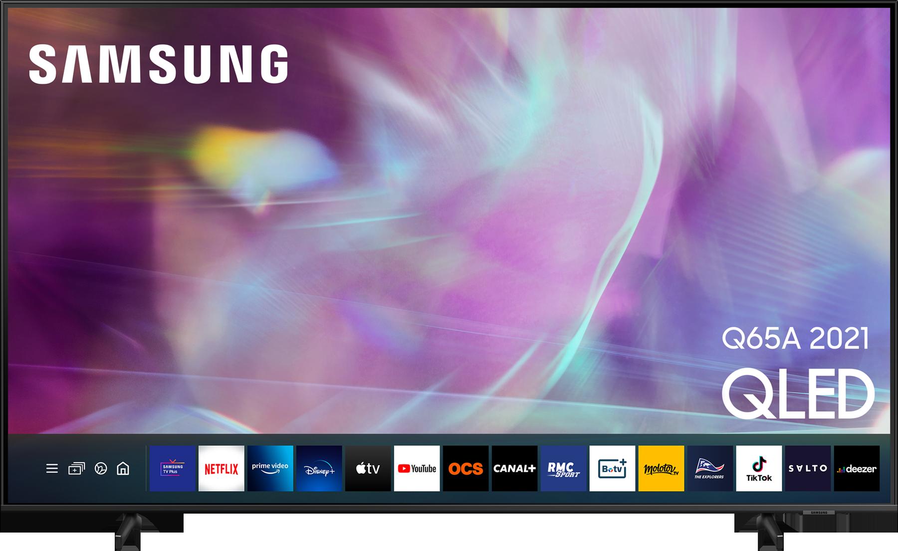Téléviseur LED SAMSUNG QE43Q65AAUXXC