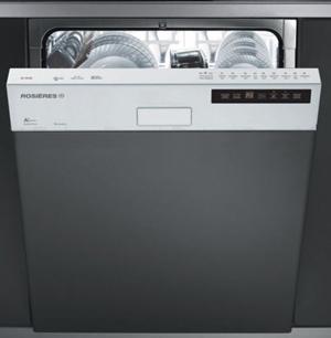 Lave-vaisselle Bandeau ROSIERES RLI1D63B-47