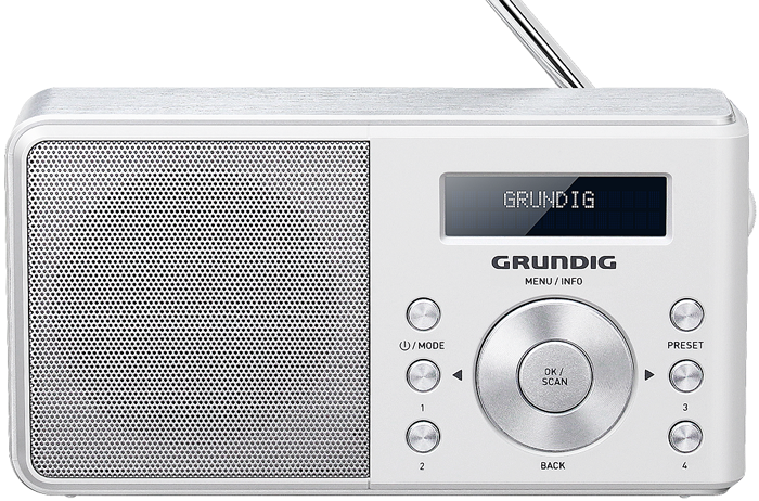 Radio  GRUNDIG MUSIC55DABW