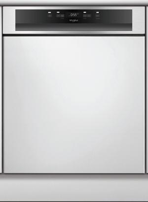 Lave-vaisselle Bandeau WHIRLPOOL WBC3C26X
