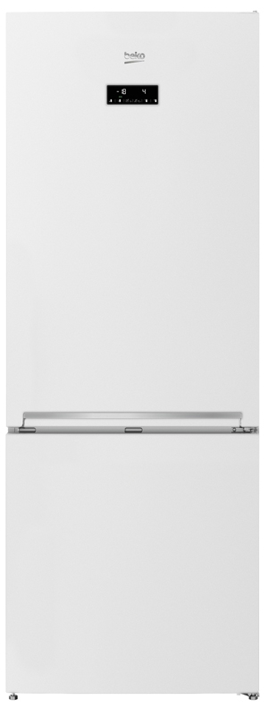 Réfrigérateur combiné BEKO RCNE520E20ZW