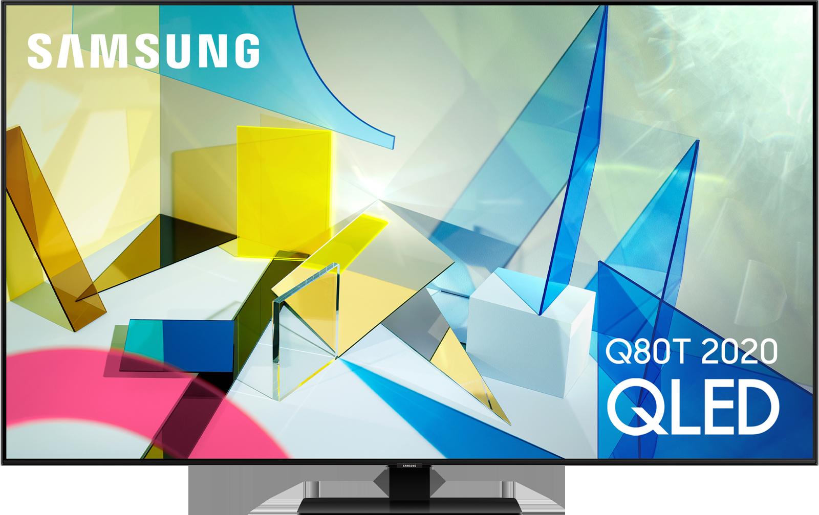 TELEVISEUR QLED SAMSUNG QE65Q80TATXXC