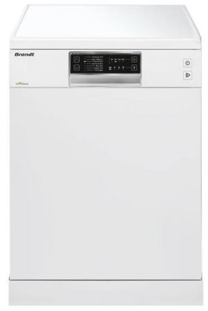 Lave-vaisselle 60 cm BRANDT DFH14524W
