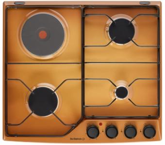 Table de cuisson Mixte DE DIETRICH DPE7610FM