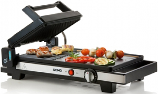Barbecue Plancha Gril Plancha DOMO DO9238G