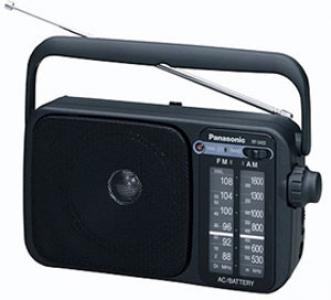 Radio  PANASONIC RF-2400DEG-K