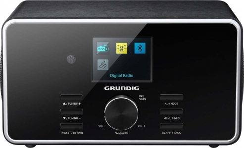 Radio GRUNDIG DTR4500DABBLACK