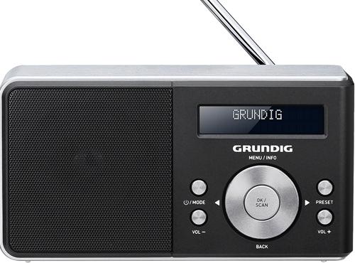 Radio  GRUNDIG MUSIC50DABB