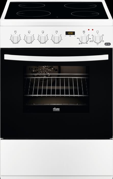 Cuisinière Vitrocéramique FAURE FCV6530CWA
