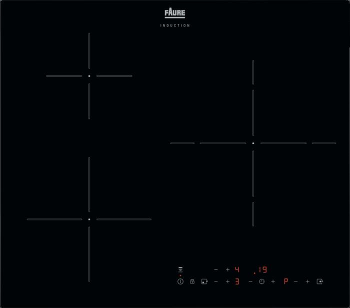 Table de cuisson Induction FAURE FITN633K