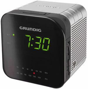 Radio réveil GRUNDIG SC590