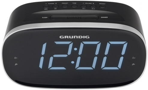 Radio Réveil GRUNDIG SCN340
