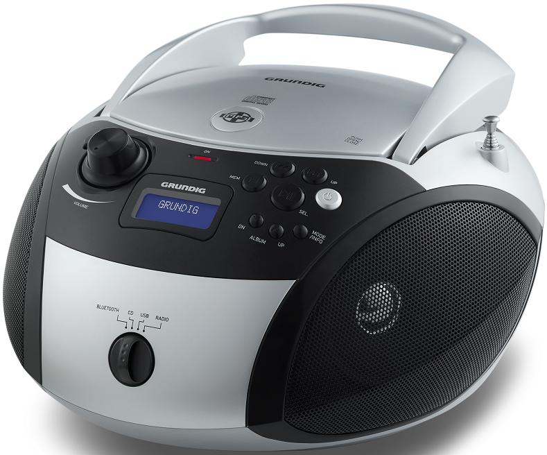 Radio CD GRUNDIG RCD1500BTS