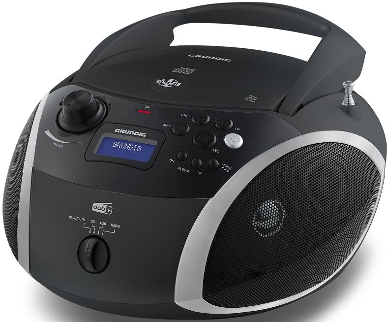 Radio CD GRUNDIG RCD1550DABB