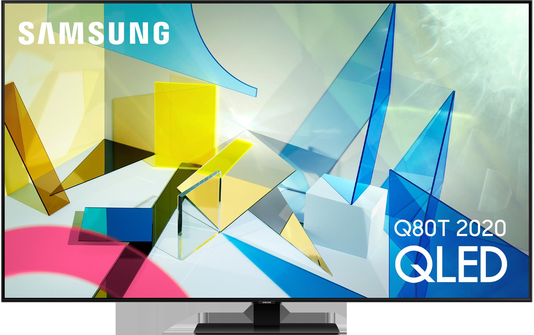 TELEVISEUR QLED SAMSUNG QE55Q80TATXXC