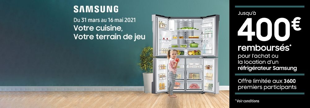 SAMSUNG FROID HIVER